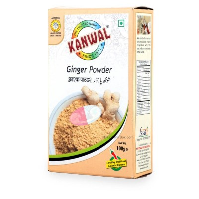 Kanwal Ginger Powder (Pack of 4)